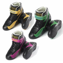 Beltenick homológ bőr cipő