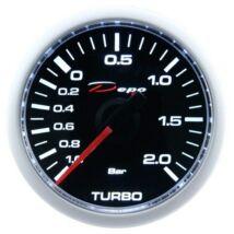 Depo Racing turbónyomás mérő(elektromos)
