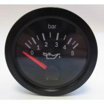 VDO olajnyomásmérő(0-5bar)
