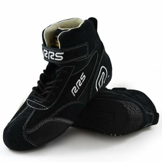 RRS FIA homológ versenycipő(fekete)