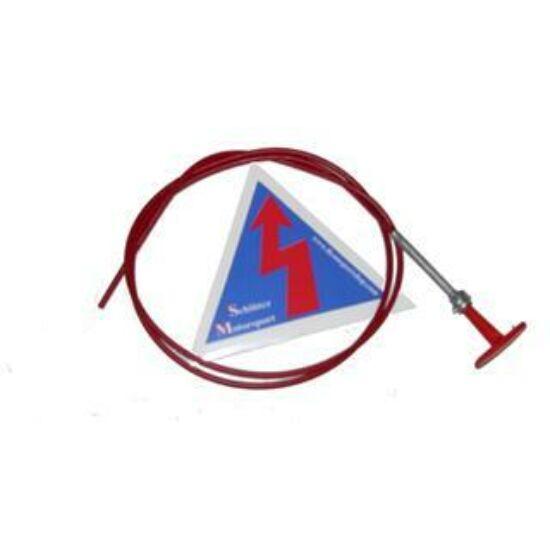 Bowden áramtalanítóhoz vagy tűzoltórendszerhez(3.0m)