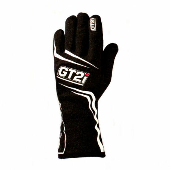 GT2i Race(Fekete) kesztyű