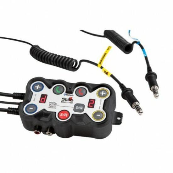 STILO DG-10 Digital Bluetooth 12V erősítő