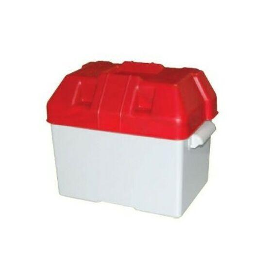 Akkumulátor doboz 270x170mm