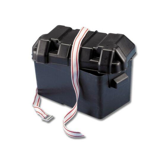 Akkumulátor doboz 185x355mm