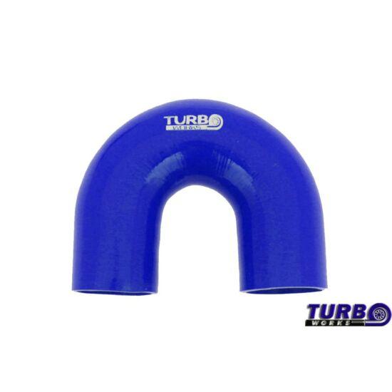 TurboWorks könyök 180° (60mm)
