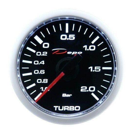 Depo Racing Turbónyomás mérő(mechanikus)