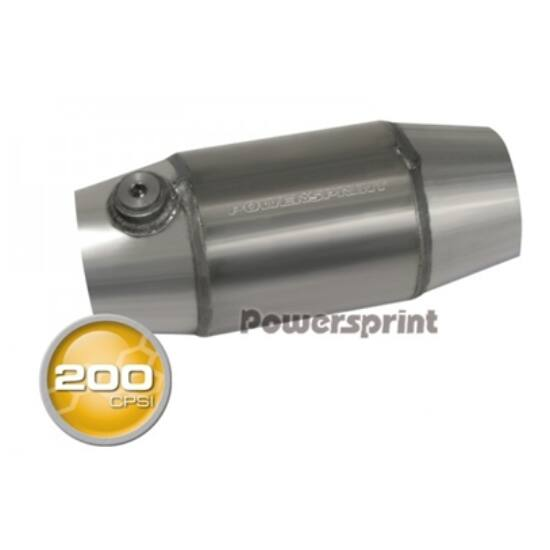 Powersprint Race 200 katalizátor - 63,5 mm