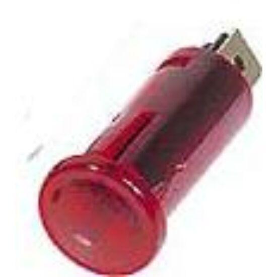 Visszajelző lámpa(piros)