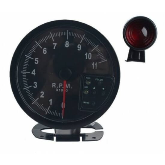 Programozható fordulatszámmérő(115mm)