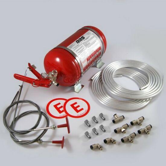 RRS Mechanikus tűzoltórendszer