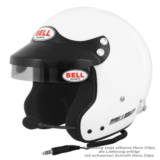 Bell MAG1 Rally homológ bukósisak