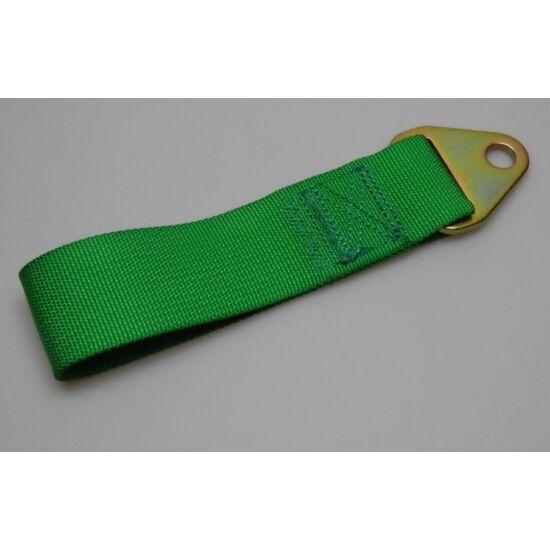 Beltenick hevederes vonószem(zöld)