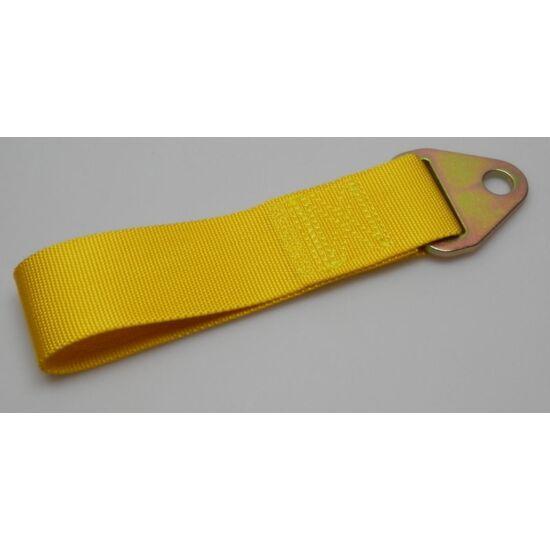 Beltenick hevederes vonószem(sárga)